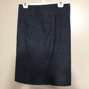 Rafaella Dark Blue Dress Skirt
